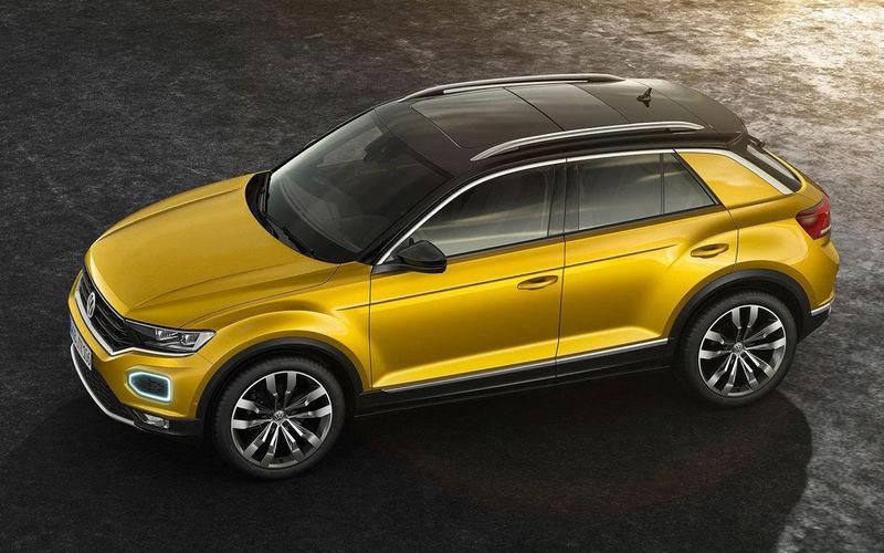 Volkswagen сделал ставку на кроссоверы 1