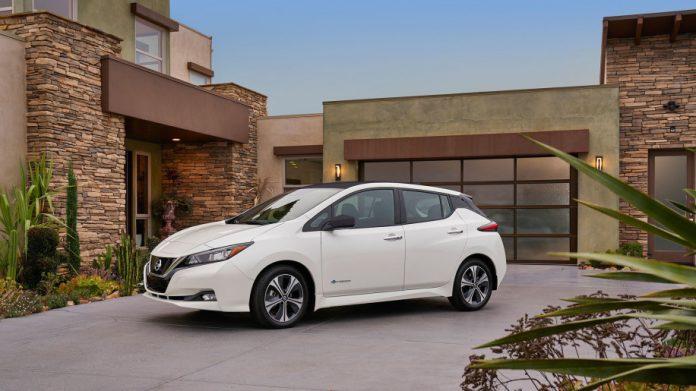 Nissan Leaf с увеличенным запасом хода получил ценник 1