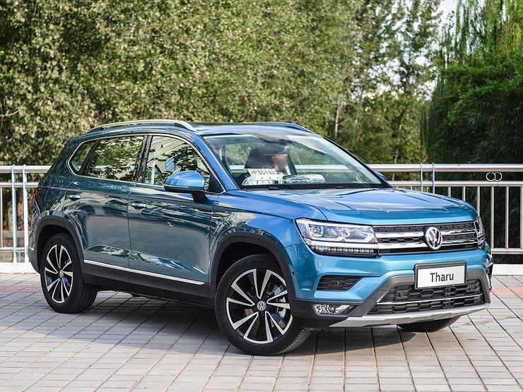 Объявлена дата начала продаж нового бюджетного кроссовера Volkswagen 1