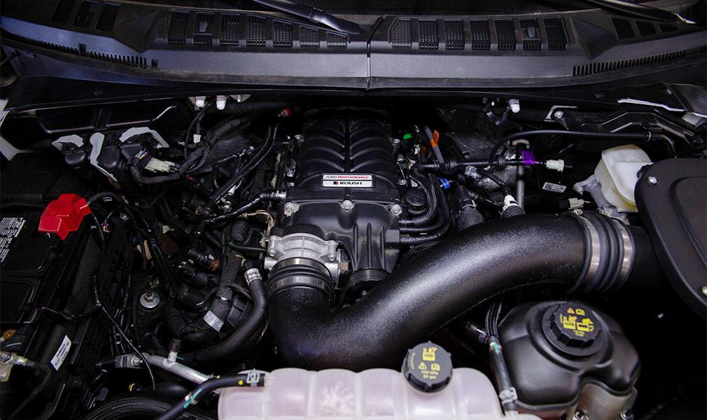 Ford F-150 превратили в 650-сильный пикап 1