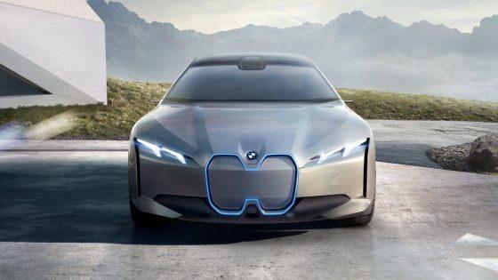 BMW i4 появится в 2021 году 1