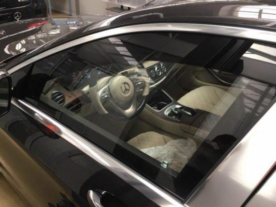 В Украине впервые появился бронированный Mercedes-Maybach S650 2