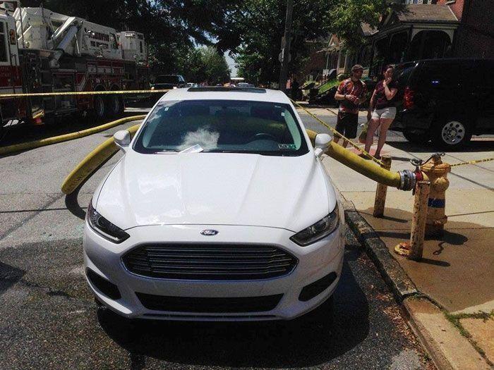 Почему нельзя парковаться возле пожарных гидрантов 3