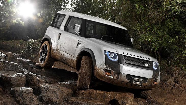 Культовый Land Rover Defender ждут революционные изменения 1