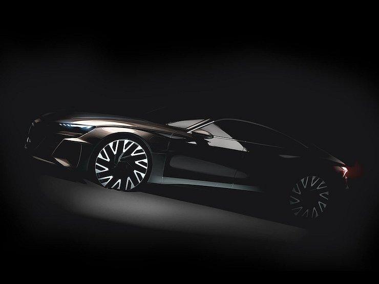 Новый Audi e-tron GT породнится с Porsche Taycan 1