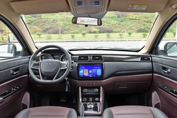 Электрический кроссовер Lifan MyWay EV400 оценили в 30 тысяч долларов 2