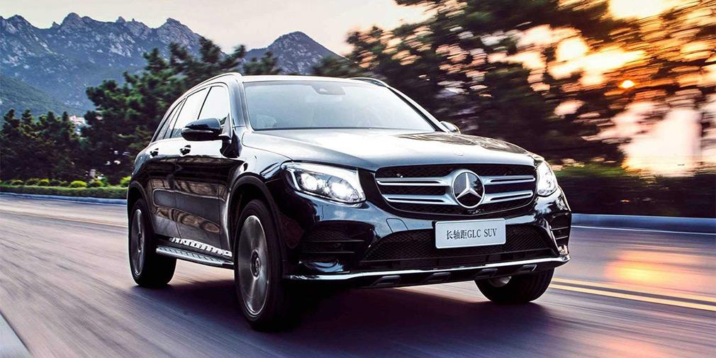 Mercedes GLC получил удлиненную версию 1