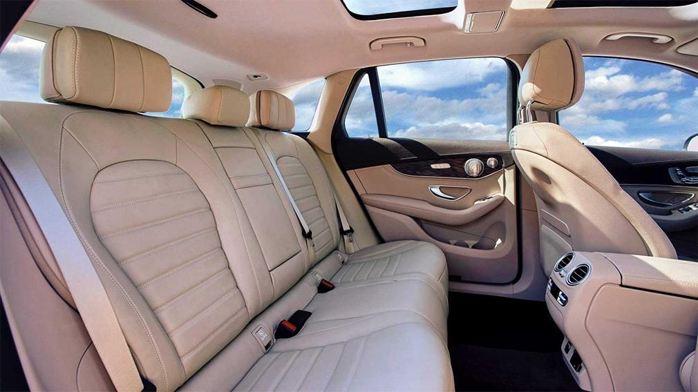 Mercedes GLC получил удлиненную версию 3