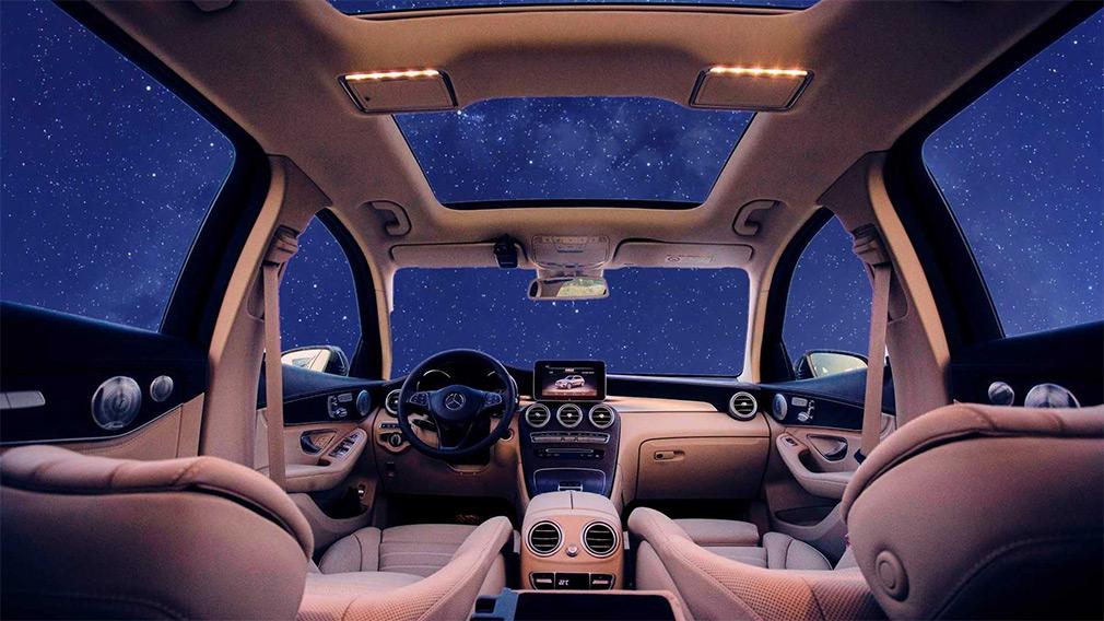 Mercedes GLC получил удлиненную версию 2