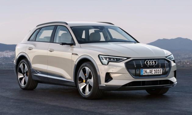 Audi не может начать продажи кроссоверов e-tron из-за проблем 1