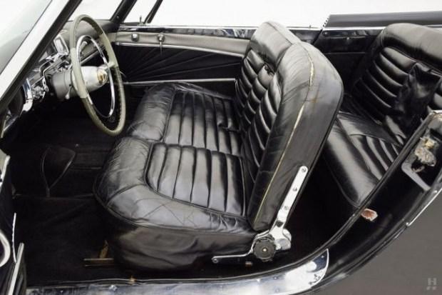 Концепт-кар Cadillac Die Valkyrie дизайнера Brooks Stevens 3