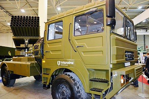В Украине нашли замену БМ-21 «Град» 1