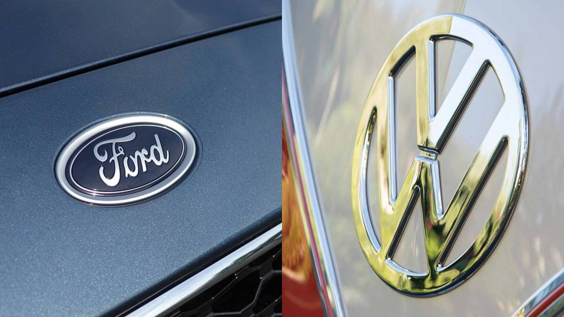 Ford опроверг слухи о слиянии с Volkswagen 1