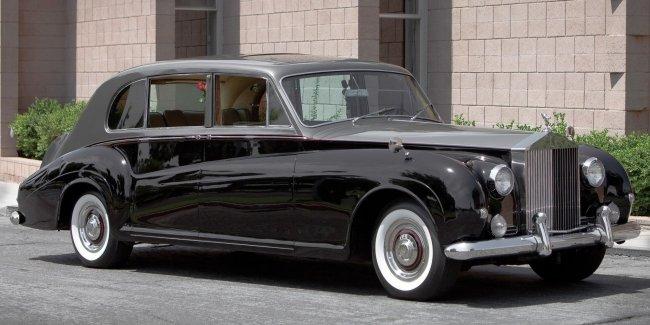 Французские жандармы отобрали Rolls-Royce у украинского чиновника 1