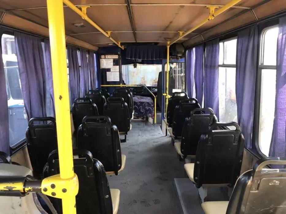 Экспериментальный украинский автобус Эталон Сити выставлен на продажу 3