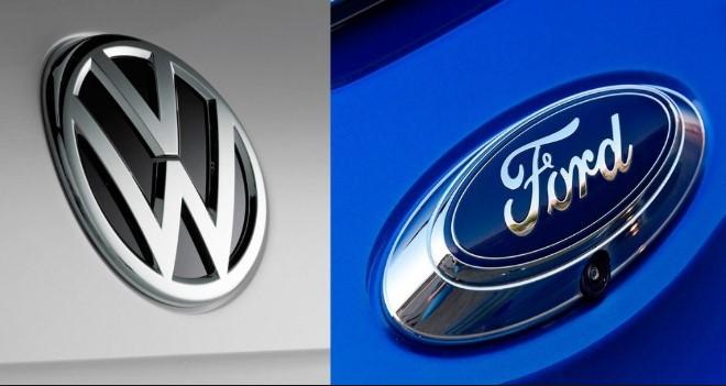 Аналитики: слияние Ford и Volkswagen - вопрос времени 1