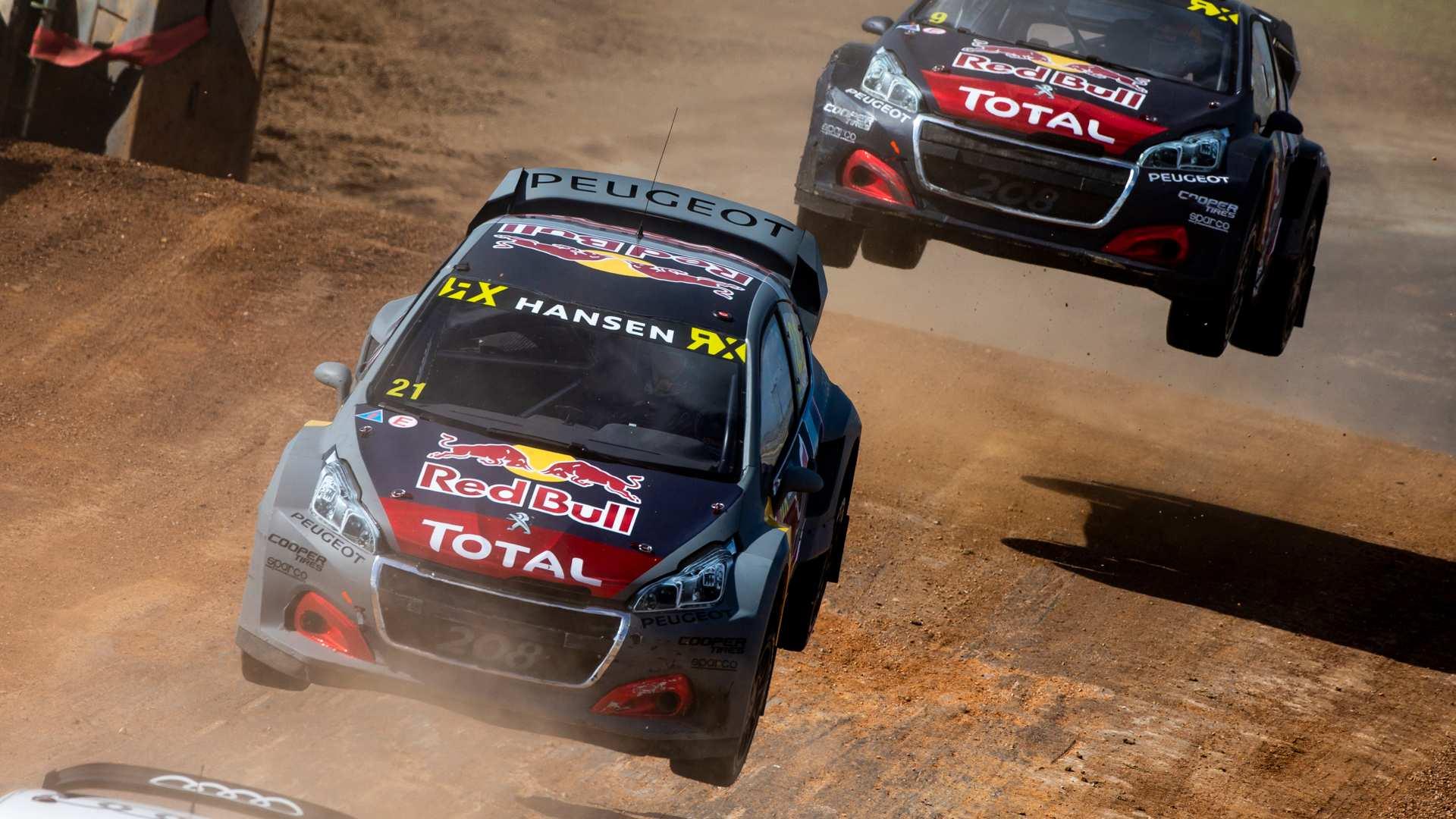 Peugeot покинет ралли-кросс ради дорожных гибридных спорткаров 1