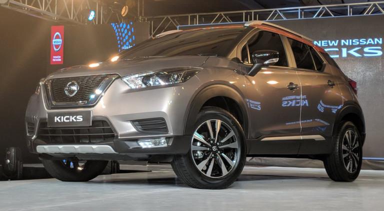 Nissan Kicks, переехавший на шасси Renault Duster, готовится к выходу на рынок 1