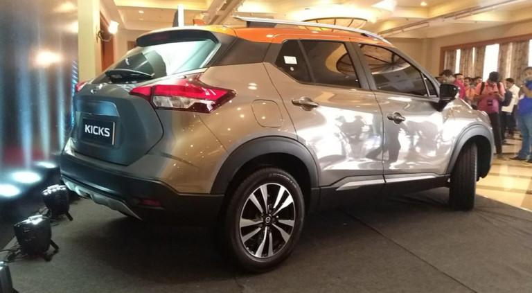 Nissan Kicks, переехавший на шасси Renault Duster, готовится к выходу на рынок 2