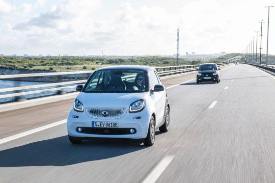 Электромобиль Smart ForTwo EQ протестировали в суровых условиях 1
