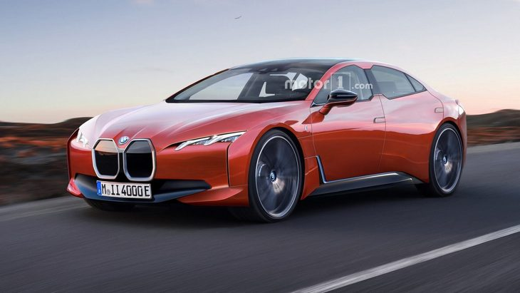 BMW выпустит стильного конкурента Tesla 1