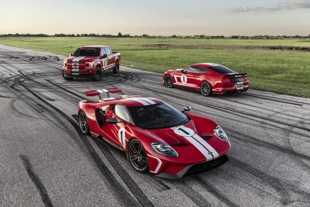 Тюнеры сделали Ford F-150 мощнее суперкара GT 1