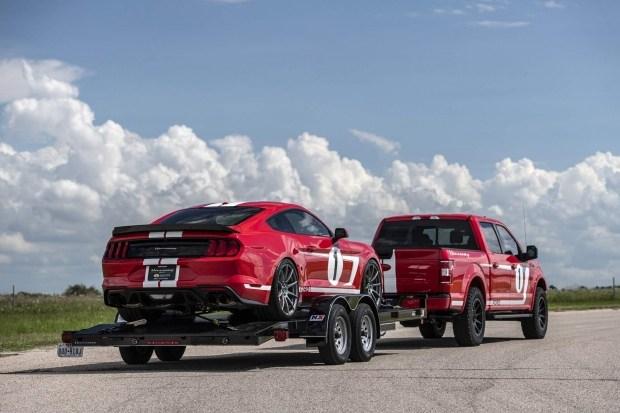 Тюнеры сделали Ford F-150 мощнее суперкара GT 2