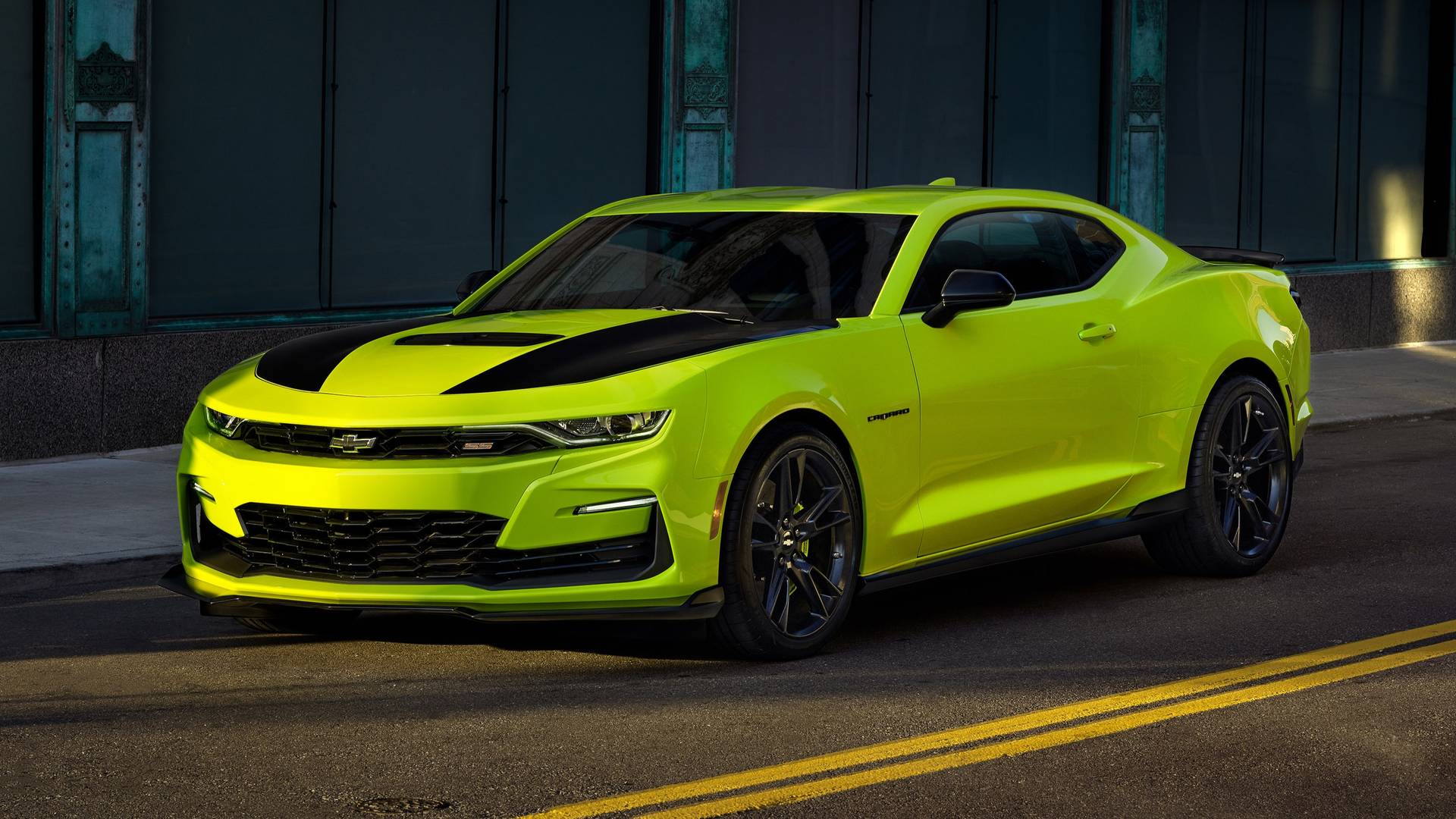 Chevrolet обновил Camaro перед шоу SEMA 2