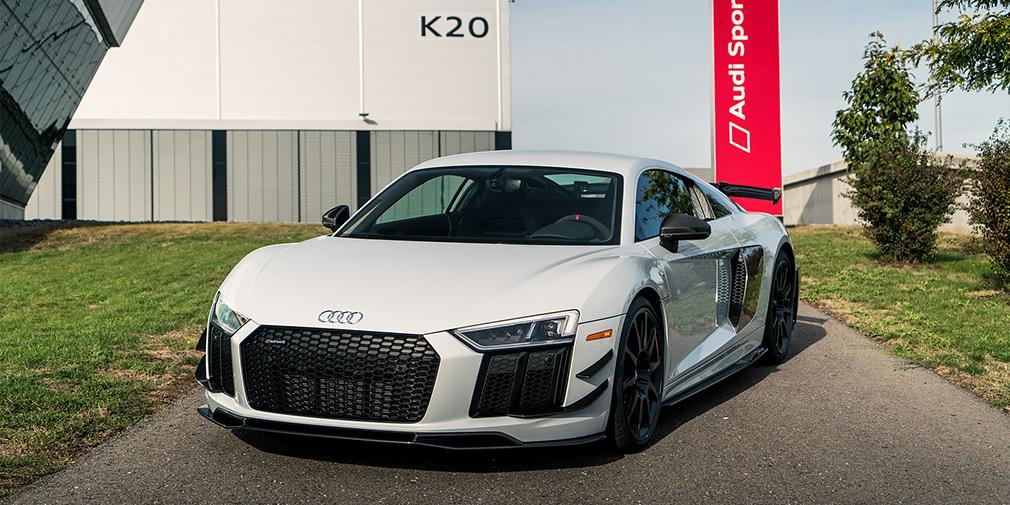 Audi выпустила самый экстремальный суперкар R8 1