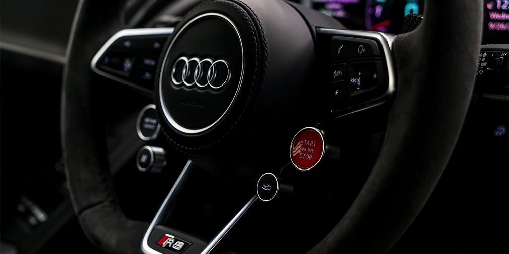 Audi выпустила самый экстремальный суперкар R8 2