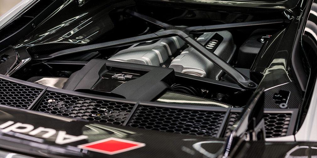 Audi выпустила самый экстремальный суперкар R8 3