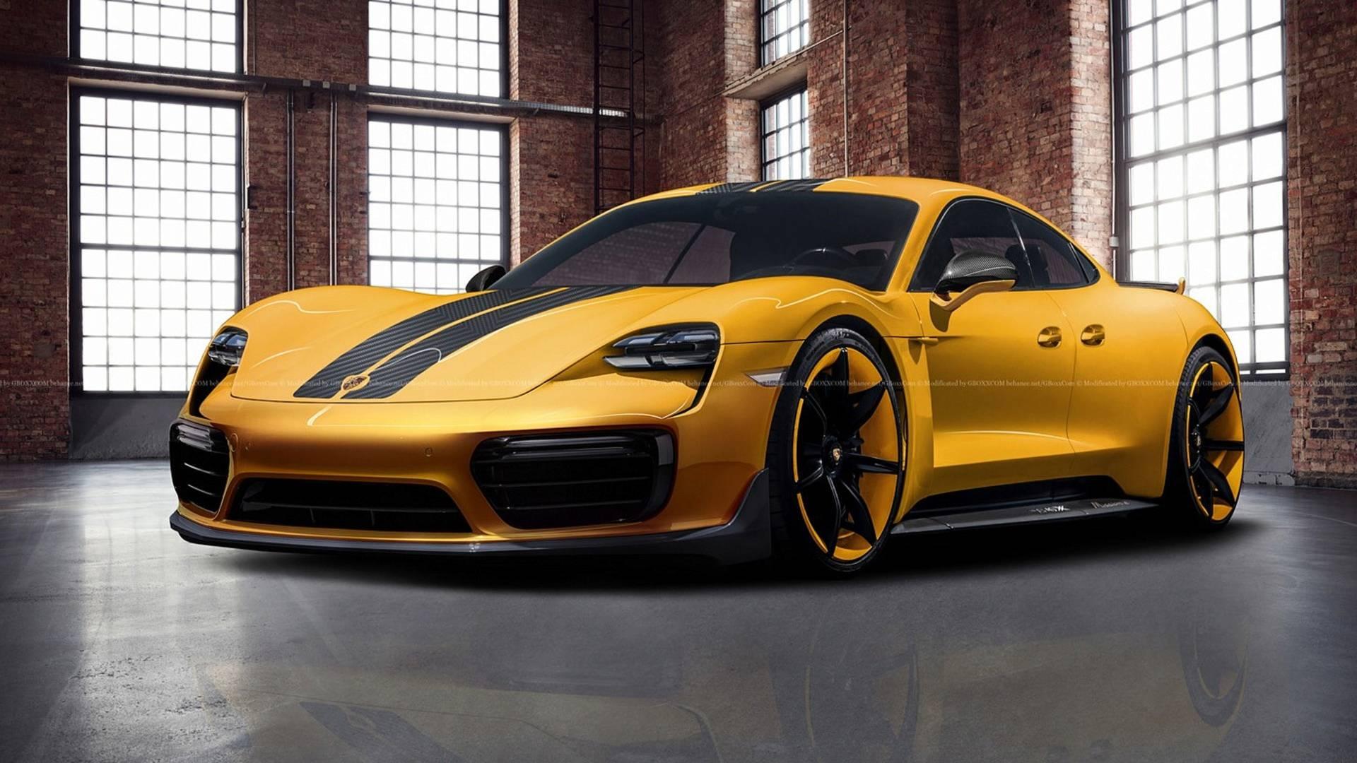 Porsche сделает электрический кроссовер и электроспорткар 1