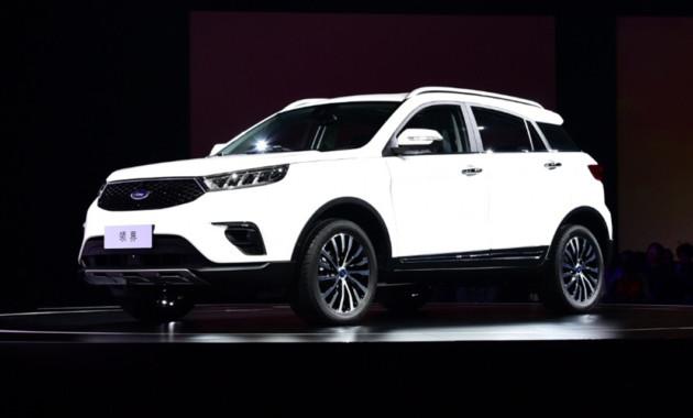 Ford Territory: «бюджетник», который составит конкуренцию Hyundai ix35 2