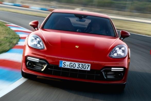 Porsche Panamera обзавелась «драйверской» версией GTS 1