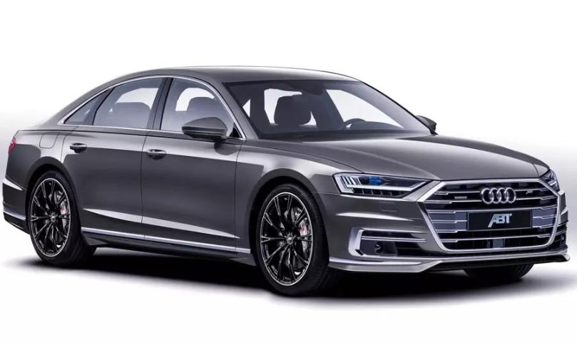ABT добавило спортивности новому Audi A8 1