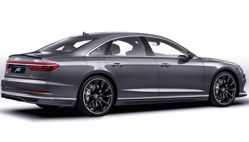 ABT добавило спортивности новому Audi A8 2