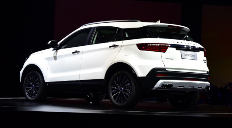 Ford Territory: «бюджетник», который составит конкуренцию Hyundai ix35 3