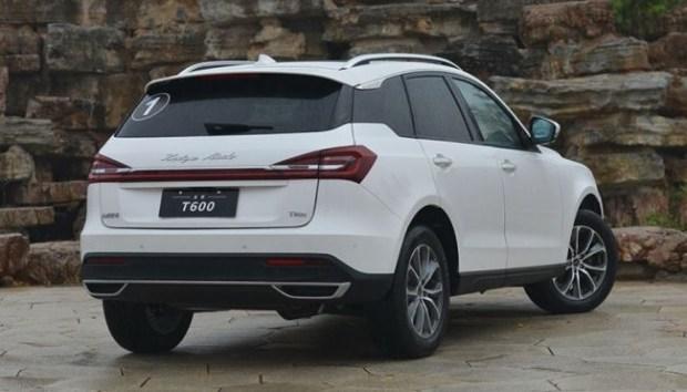 В Китае начались продажи нового поколения Zotye T600 1