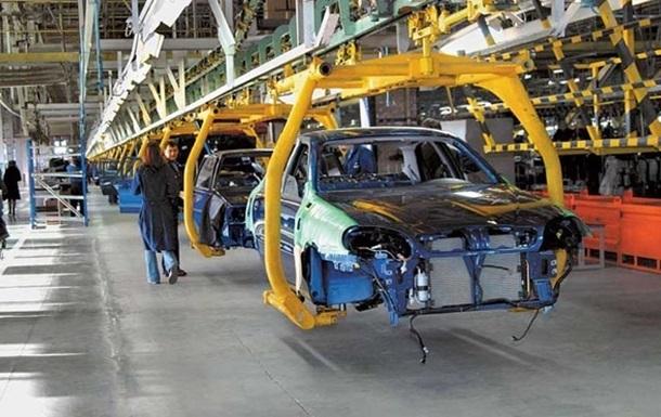 Украинское автопроизводство снова сокращается 1