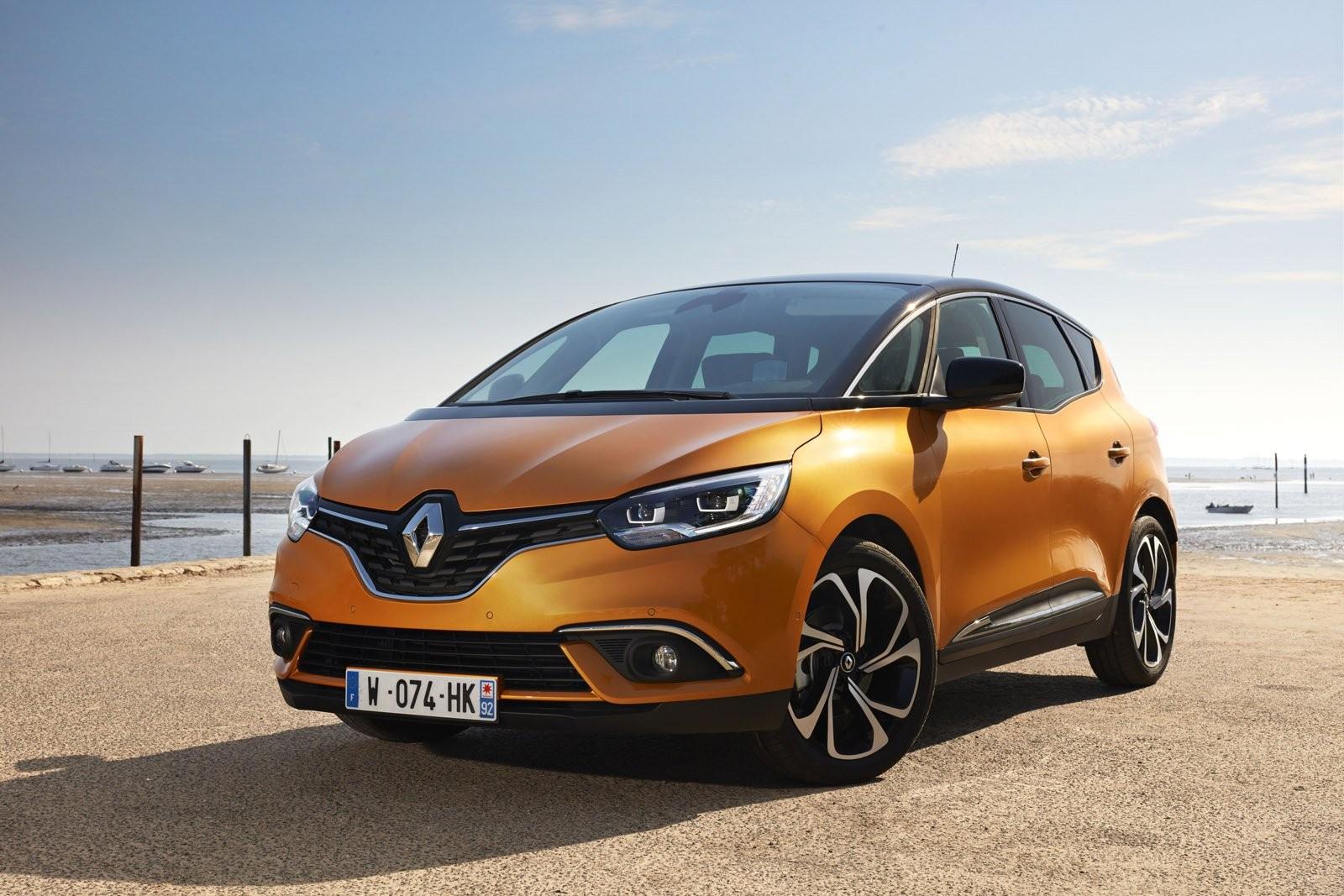 Renault может отказаться от Scenic в пользу внедорожников 1