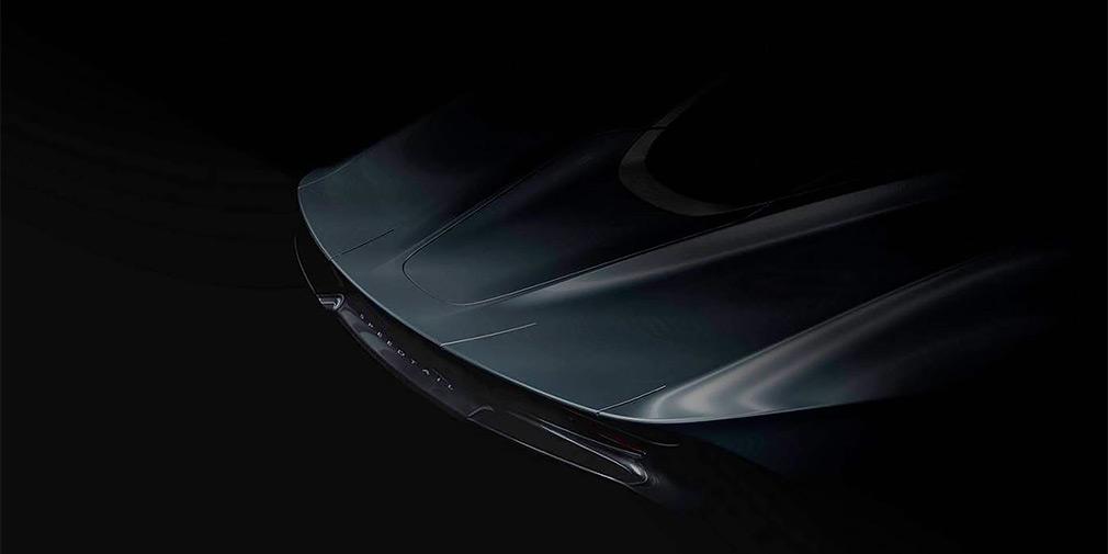 Названа дата премьеры нового гиперкара McLaren 1