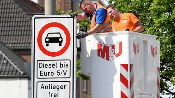 Сотни тысяч подержанных дизельных автомобилей попадут на вторичный рынок 1