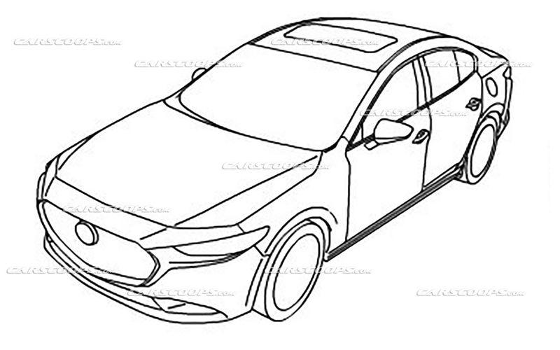 Новая Mazda 3: первые изображения серийной версии 1