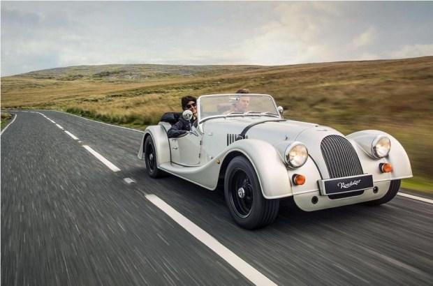 Morgan отпразднует 110-летие тремя особыми спорткарами 2