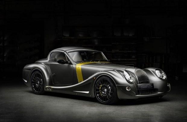 Morgan отпразднует 110-летие тремя особыми спорткарами 3