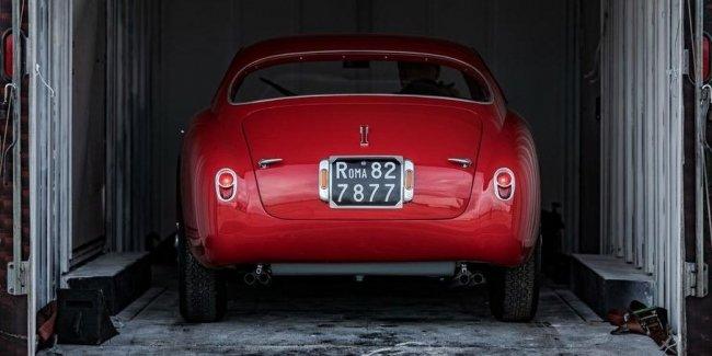 Мексиканец потратил более 50 лет на постройку уникального Ferrari 2