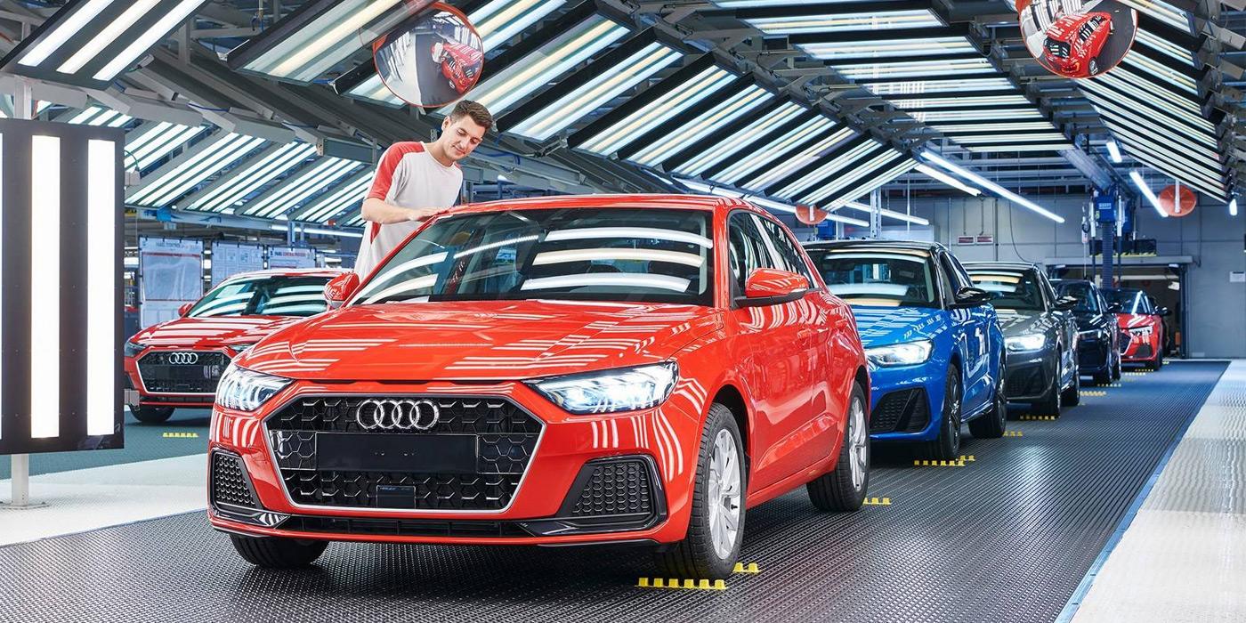 Самую маленькую модель Audi начали собирать на заводе Seat 1