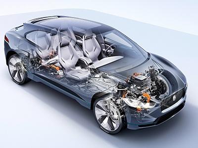 Jaguar хочет выпускать только электрические автомобили 1