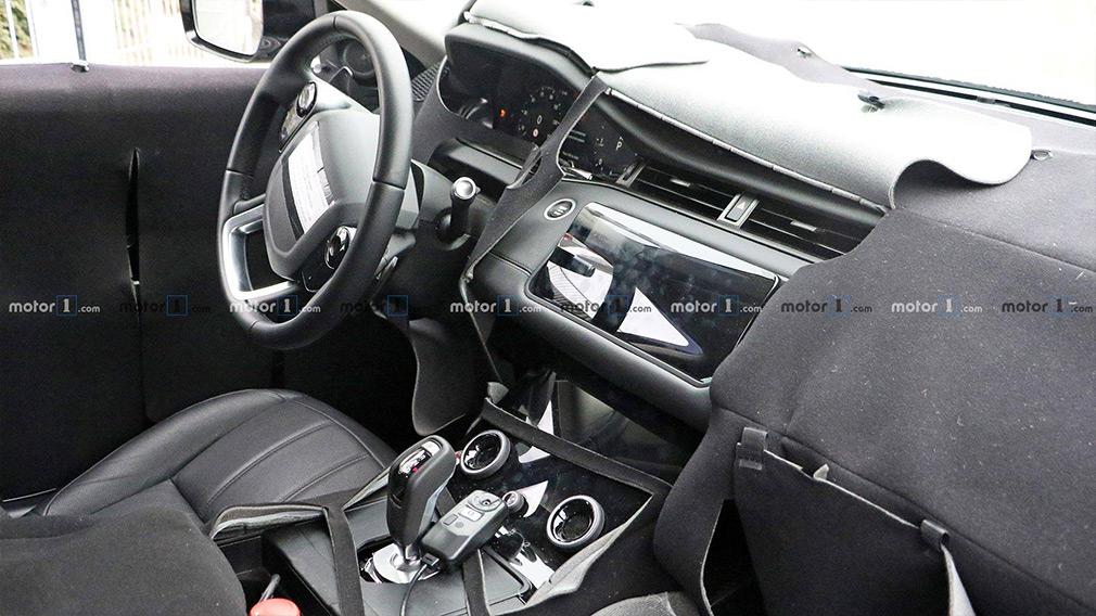 Новый Range Rover Evoque испытали на Нюрбургринге 2