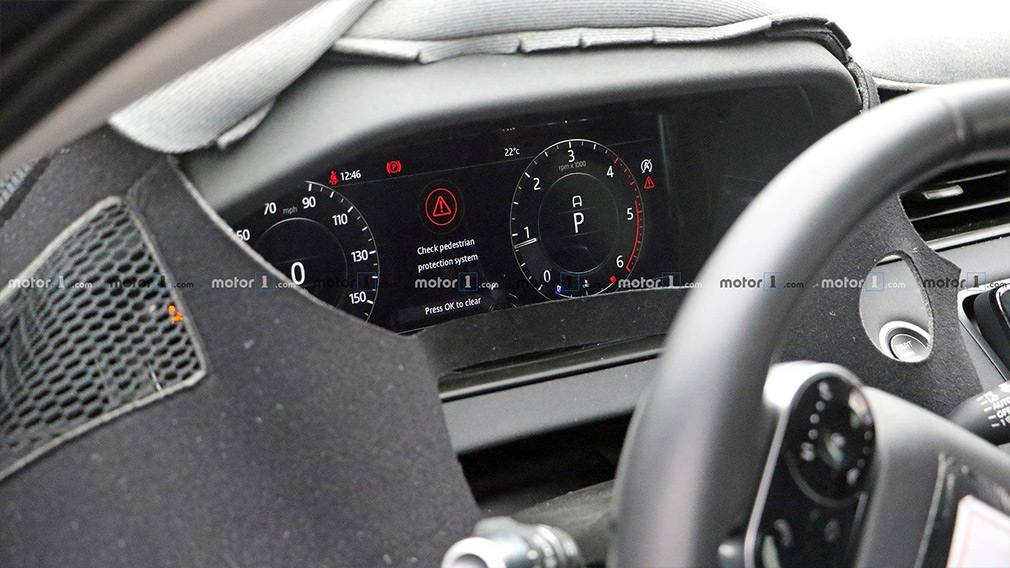 Новый Range Rover Evoque испытали на Нюрбургринге 3